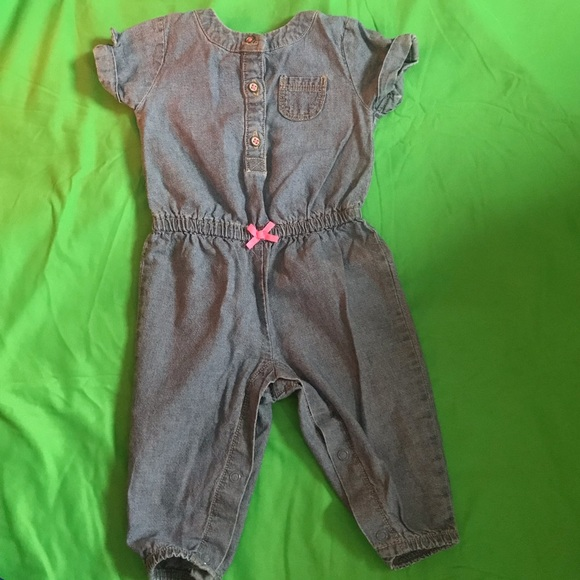 Carter's Other - $1 w bundle Carter's Baby Girl Romper